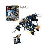 Sy362b X Men Wolverine Oyuncak Lego Seti Dev Boy