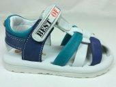 Tıpış Tıpış Tedi Erkek Çocuk Sandalet Yazlık Ayakkabı 100 Deri
