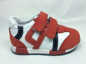 Tıpış Tıpış Gülen Bebe Erkek Çocuk Spor Ayakkabı 100 Hakiki Deri