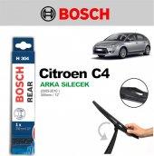 Citroen C4 Arka Silecek (2005 2010) Bosch