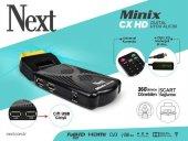 Next Minix Cx Hd Full Hd Uydu Scart + Hd Alıcısı Usb