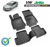 Volkswagen Jetta 3d Havuzlu Oto Paspas 2011 Ve Üzeri Modeller
