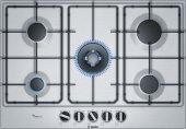 Bosch Pcq7a5b80 Flameselect Paslanmaz Çelik Ankastre Ocak