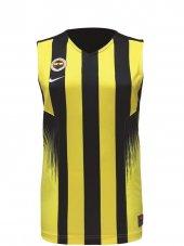 Fenerbahçe Basket 15 17 Çubuklu Forma L Beden