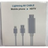 Apple Lıghtnıng Hdmı Görüntü Aktarıcı Kablo Ot 7522n Pg 673