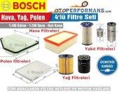 Vw Polo 1.6 Tdı Bosch Filtre Bakım Seti (2009 2014)