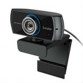 1536p Full Hd Webcam, Besteker 1080p Wide Angle Camera With Micro