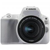 Canon Eos 200d Ef S 18 55mm Is Stm Dslr Fotoğraf Makinesi Siyah