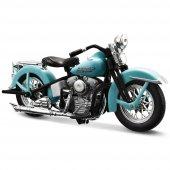 Maisto Sons Of Anarchy 1946 Harley Davidson Jt 1 18 Model Motorsi