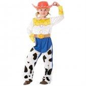 Toy Story Jessie Lüks Çocuk Kostüm 5 6 Yaş