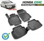 Honda Civic Havuzlu 3d Paspas 2007 2012