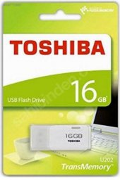 Toshiba Hayabusa 16 Gb Usb Flash Bellek Beyaz