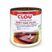 Clou Sert Ahşap Yağı Plus 750ml