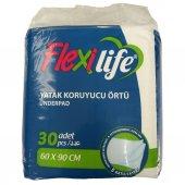 Flexilife Hasta Altı Bezi Serme Yatak Koruyucu (90*60) 180 Adet