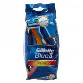 Gillette Poşet Blue 2 Plus 10 Lu