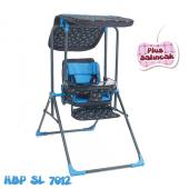 Happy Baby Plus Salıncak (Mavi)