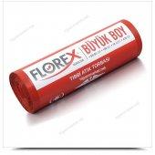 Florex Florex Tıbbi Atık Çöp Poşeti. 60x85 Cm. 2675