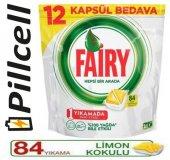 Fairy Hepsi Bir Arada Bulaşık Makinası Tablet 84'lü