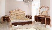 Markus Ceviz Klasik Yatak Odası