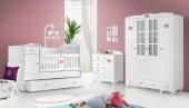Arafel Yavrulu Bebek Odası