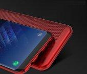 Samsung Galaxy S8 Plus Delikli Sert Kamera Korumalı File Kılıf