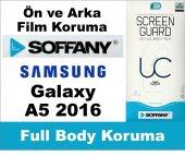 Soffany Samsung A5 2016 Full Body Komple Koruma Nano Film 360 Der