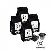 Cru Kafe 100 Organik Nespresso Uyumlu Kapsül (Sertlik 7)4 Adet