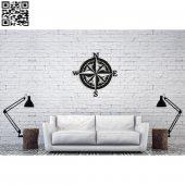 Dekoratif Ahşap Duvar Tablosu 546
