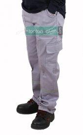 Pantolon 16 12 Reflektörlü Gri