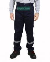 Iş Pantolonu Reflektörlü Lacivert