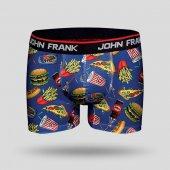 John Frank Erkek Boxer Jfbd212 Chıps
