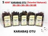 5 Adet Karabaş Otu 5x30gr 1.kalite Taptaze