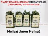 4 Adet Melisa Yaprağı (Limon Melisa) 4x10gr 1.kalite Taptaze