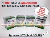 4 Adet Agromax(Ginseng,propolis,kara Mürver,vitami...