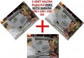 3 Adet Kallina Eşek Sütü Sabunu(Saf,doğal)100+100+100 Gr