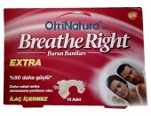 Breathe Right Extra Burun Bandı Standart Boy