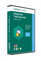 Kaspersky Total Securıty Multı Devıce 3 Kullanıcı 1 Yıl