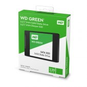 Wd 120gb Green Series 3d Nand Ssd Disk Wds120g2g0a