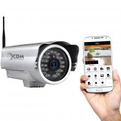 Cdm Home Technology Indoor Ip Camera Cam Ip100 35 Hd