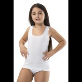 3lü Paket Erdem 4053 Kız Çocuk Ribana Geniş Pliseli Kaşkorse
