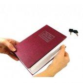 Kitap Şeklinde Gizli Kasa