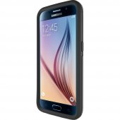 Otterbox Symmetry Samsung Galaxy S6 Kılıf Gri (Paket Hasarlı)