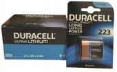 Duracell Ultra Lityum 223 6v Pil 6 Adet