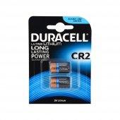Duracell Ultra Lityum Cr2 Pil 2li