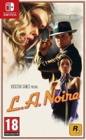 L.a. Noire Nintendo Switch Oyun