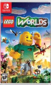 Lego Worlds Nintendo Switch Oyun Legoworlds