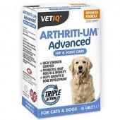 Vetiq Arthriti Um Köpek Ve Kedi Kalça Ve Eklem Desteği 45 Tablet