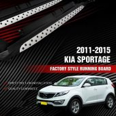 Kia Sportage R Yan Basamak Marşbiyel Koruma Bmw Model 2010 2017