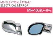 Citroen C3 Dış Dikiz Aynası Krom M3 Tip Elektrikli