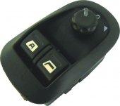 Peugeot 206 Cam Düğmesi Cam Anahtarı 2li Aynalı...